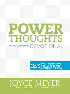 Power Thoughts Book