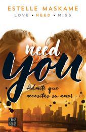 You 2. Need you (Edición mexicana)