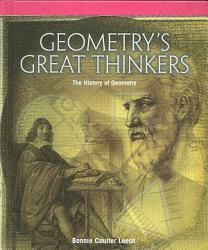 Geometry's Great Thinkers
