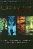 Cirque Du Freak Boxed Set  1