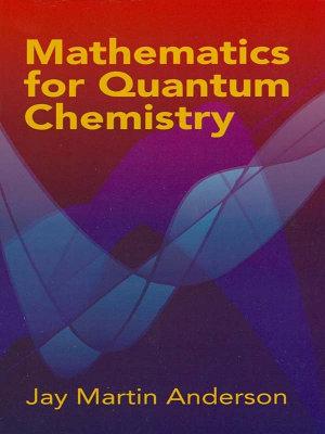 Mathematics for Quantum Chemistry PDF