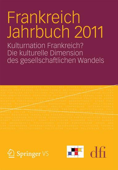 Frankreich Jahrbuch 2011 PDF