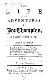 The Life and Adventures of Joe Thompson: A Narrative Founded on Fact, Volume 2