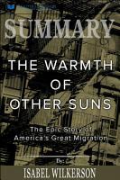 Summary of The Warmth of Other Suns  The Epic Story of     PDF