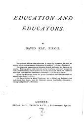 Education and Educators