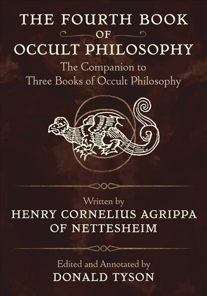 Download The Fourth Book of Occult Philosophy Book