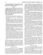 JMR, Journal of Marketing Research