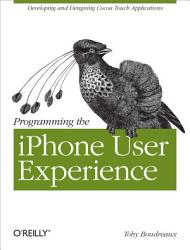 Programming The Iphone User Experience Book PDF