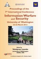 ICIW2012 Proceedings of the 7th International Conference on Information Warfare and Security PDF