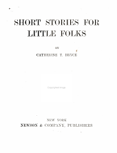 Short Stories for Little Folks