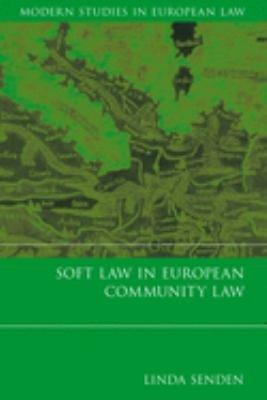 Soft Law in European Community Law PDF