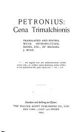 Petronius: Cena Trimalchionis