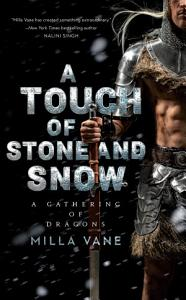 A Touch of Stone and Snow Book