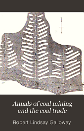 Annals of Coal Mining and the Coal Trade: Volume 1