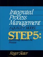 Integrated Process Management  Step 5 PDF