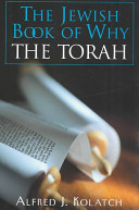 The Jewish Book of Why  The Torah