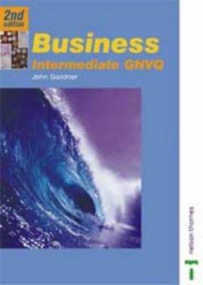Business for Intermediate GNVQ PDF