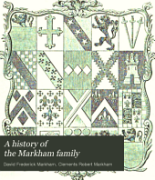 A history of the Markham family