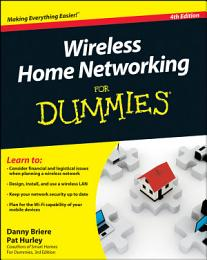 Wireless Home Networking For Dummies
