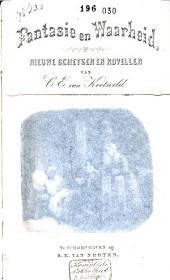 Fantasie en waarheid: nieuwe schetsen en novellen, Volume 2