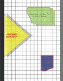 Graph Paper Notebook 8 5 X 11 IN  21 59 X 27 94 Cm