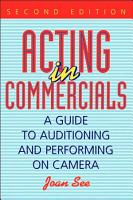 Acting in Commercials PDF