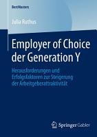 Employer of Choice der Generation Y PDF