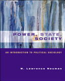 Power  State  and Society PDF