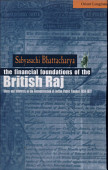 The Financial Foundations Of The British Raj