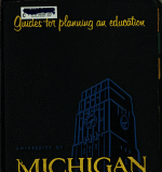 Guides for Planning an Education at the University of Michigan PDF