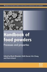 Handbook of Food Powders