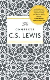 The Complete C S  Lewis Book