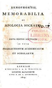 Memorabilia et Apologia Socratis
