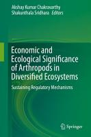 Economic and Ecological Significance of Arthropods in Diversified Ecosystems PDF