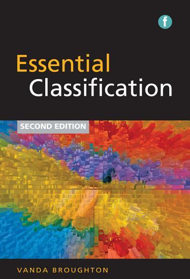 Essential Classification PDF