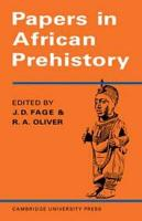Papers in African Prehistory PDF