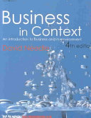 Business in Context PDF