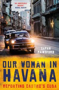 Our Woman in Havana Book