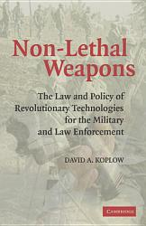 Non Lethal Weapons Book PDF