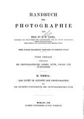 Handbuch der Photographie ...
