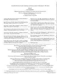 Journal of Swiss archaeology and art history PDF