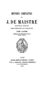 Oeuvres complètes: contenant ses oeuvres posthumes et toute sa correspondance inédite, Volume6