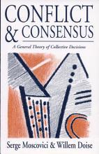 Conflict and Consensus PDF