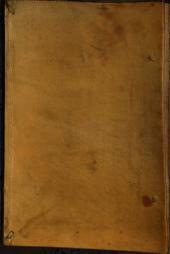 Libri tertii Fen secunda, quae Latine ex synonymo Hebraico Ophan reddi potest, intuitus, sive rotundus sermo secundus, qui est de Aegritudinibus neruorum ... adfidem codicis Hebraici Latinum factus. Interprete Johanne Cinwarbres