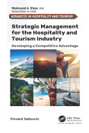 Strategic Management for the Hospitality and Tourism Industry