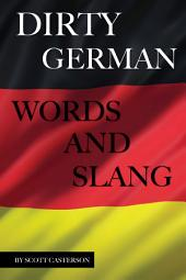 Dirty German Words and Slang