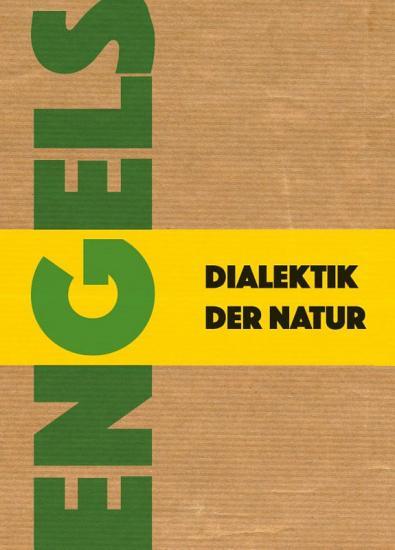 Dialektik der Natur PDF