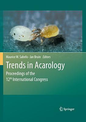 Trends in Acarology PDF