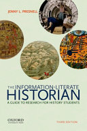 The Information Literate Historian Book