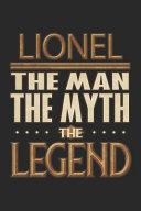 Lionel the Man the Myth the Legend PDF